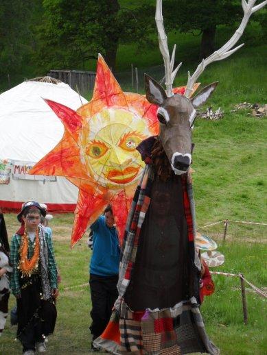 Masks & Sculptures 33