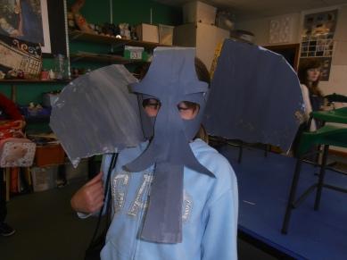 Masks & Sculptures 19