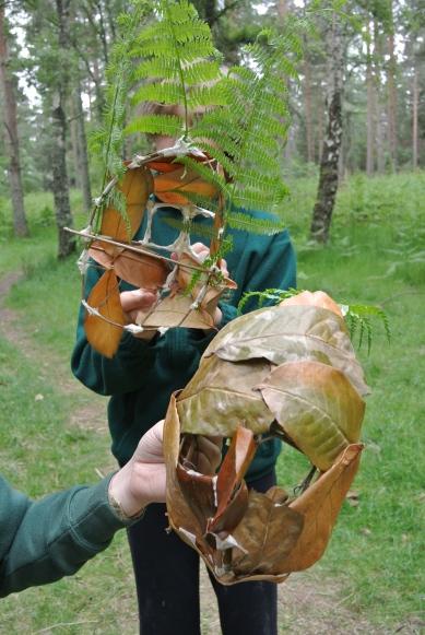 Masks & Sculptures 9